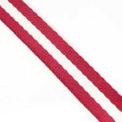 strip-band-red-white-trims