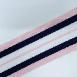 pink-black-checkered-elastic