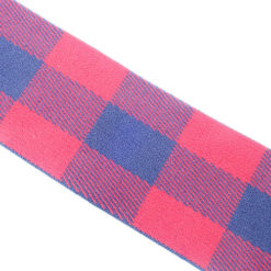 red-checkered-elastic