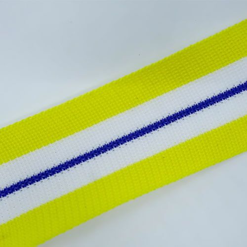 yelloww-blue-striped-elastic