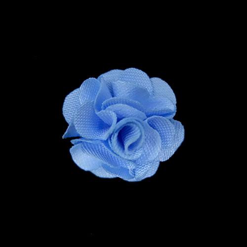 flower trims with blue color